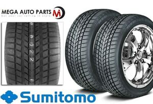 2 Sumitomo Htr Z 245 45 17 95w Ultra High Performance Traction M S Summer Tires