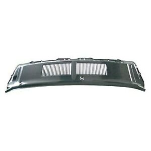 For Ford Mustang 1967 1968 R Cowl Vent Grille Panel