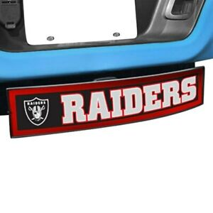 Fanmats Sport Light Up Hitch Cover W Oakland Raiders Nfl Logo For 2 Receivers