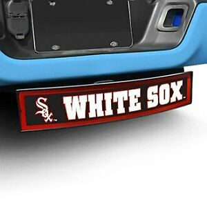 Sport Light Up Hitch Cover W Chicago White Sox Mlb Logo For 2 Receivers