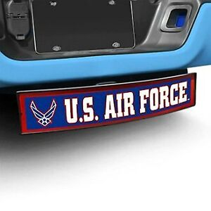 Fanmats Military Light Up Hitch Cover W U s Air Force Logo For 2 Receivers