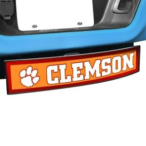 Fanmats Light Up College Hitch Cover W Clemson University Logo For 2 Receivers
