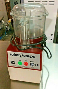 Robot Coupe R2nclr Commercial 3 Quart Food Processor Serial No 2479562603j 02