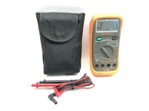 Bluepoint Multimeter Eedm503b With Shock Proof Case And Leads cmp015438