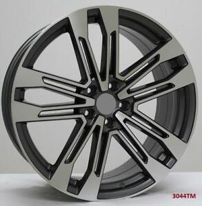 20 Wheels For Audi A6 S6 2005 Up 5x112 20x9