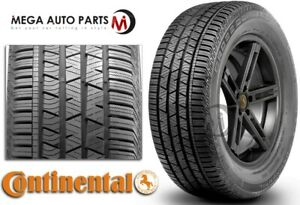 1 New Continental Crosscontact Lsport 265 45r20 108v Xl High Performance Tires