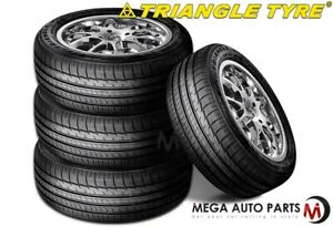 4 New Triangle Th201 205 40r16 83w Ultra High Performance Tires