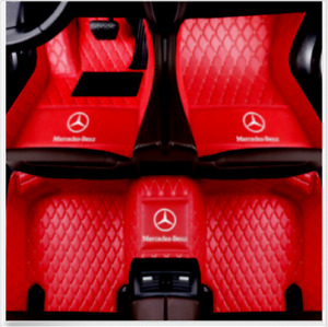 For 2005 2020 Mercedes benz All Models Luxury Custom Waterproof Floor Mats