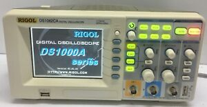 Rigol Ds1062ca 60mhz 2gsa s 2channel Digital Oscilloscope