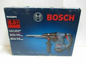 bosch Rh328vc 1 1 8 Sds Plus Corded Rotary Hammer Drill Brand New