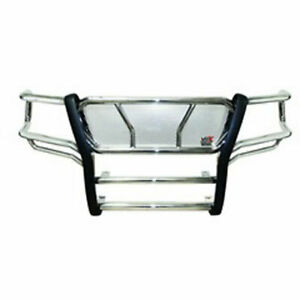 Westin 57 3610 Hdx Grille Guard 2011 14 Chevy Silverado 2500hd 3500 Stainless