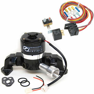 Prw 4446007k Electric Water Pump Relay Kit Big Block Ford 400 460 Right Inlet
