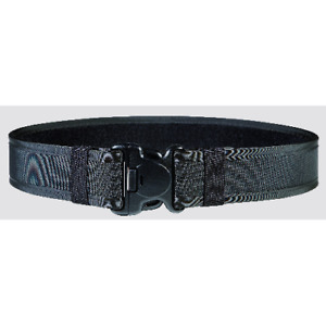 Bianchi 17382 Black Nylon Lightweight Accumold Duty Belt Size Large For Police