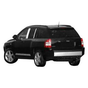 For Jeep Compass 2007 2013 Marquee Mpp 719 Polished Pillar Posts