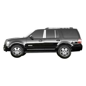 For Ford Expedition 1998 2015 Marquee Polished Pillar Posts
