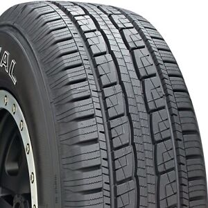 2 New 265 70 16 General Grabber Ht S60 70r R16 Tires 18343