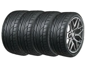 235 35zr19 91w Xl Set 4 Nitto Nt555 G2 Summer High Performance Tires 2353519