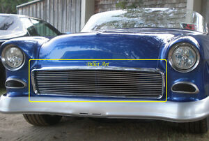 55 Chevy Chevrolet Bel Air Custom Billet Grille 1955 Belair Nomad In Stock Now
