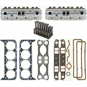 Dart 127322k Small Block Chevy Shp Cylinder Head Kit
