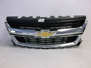 Oem 2015 2016 2017 2018 2019 Chevy Colorado Chrome Front Grille 22308153