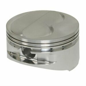 Je Pistons 173586 1 Forged Nitrous Dome Top Piston Small Block Chevy 400 Bore 4
