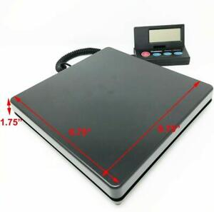 50kg 110lb Portable Lcd Digital Shipping Postal Scale Postage Weight Batteries