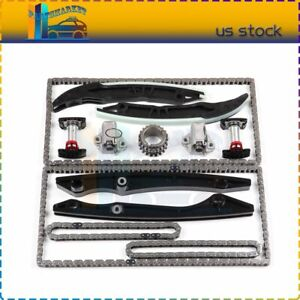 For 11 15 Ford F150 Dohc Coyote 50 Engine Timing Chain Kit 5 0l V8