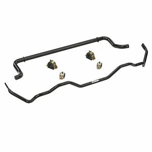 Hotchkis 22815 Suspension Stabilizer Sway Bar Set Front And Rear