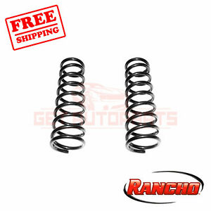 Rancho Front Lift Kit Component For 2005 2007 Dodge Ram 2500 Laramie 4wd