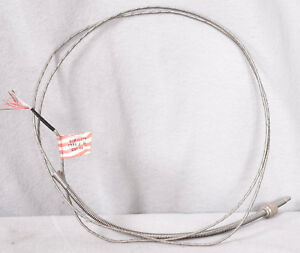 Tempco Thermocouple Probe Tcp10079 Type J g C07 14