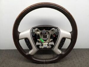 Escalade 2007 Steering Wheel 645182