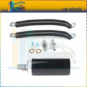 Fuel Pump Fits High Flow Pressure Performance With Kit Walbro Gsl392