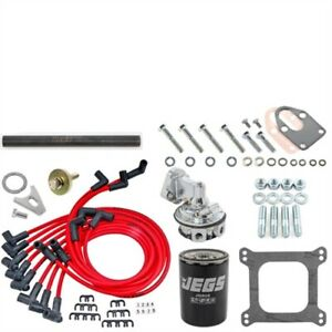 Blueprint Engines Bp3550ct1k4 Small Block Chevy 355ci Base Engine Install Kit In