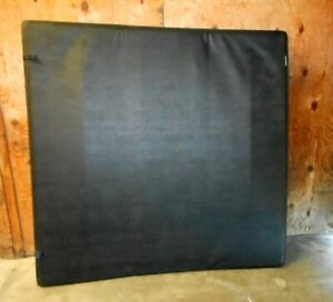 Rugged Cover Tri fold Vinyl Tonneau Bed Cover From A 2015 Ford F150