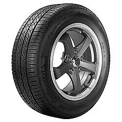 4 Four 205 60r16 Continental Truecontact 15497120000 Tires