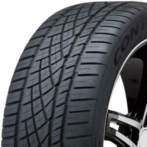 4 Four 245 40zr17 Continental Extremecontact Dws06 15499700000 Tires