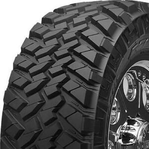 4 Four 33x12 50r17 10 Nitto Trail Grappler M T 374070 Tires