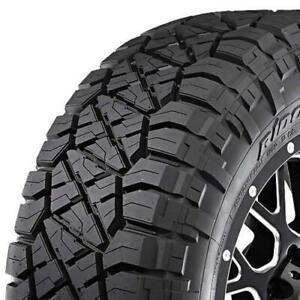 1 One 305 50r20xl Nitto Ridge Grappler 217790 Tire