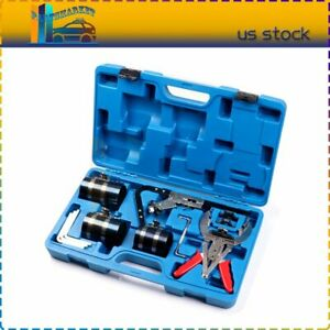 Piston Ring Service Tool Set Engine Ratchet Cleaning Expander Compressor