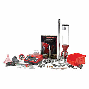 Hornady Reloading Lock-N-Load Iron Press Kit wAuto Prime 85521