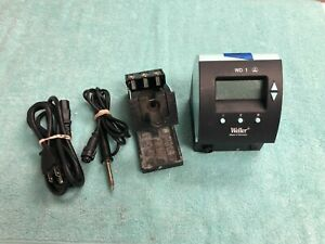 lotb Weller Wd1 Soldering System W Wp80 Soldering Iron Stand And Power Cord