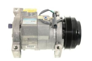 Ac Compressor 2000 2001 2002 Tahoe Yukon Suburban Only With Rear Ac Units