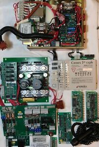 Parts Lot Soredex Cranex Excel X ray Control Panel Board Power Supply Phillips