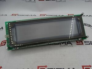 Ise Electronics Corp Gu256x64 372 Led Dot Matrix Graphic Display Module