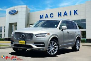 2016 Volvo XC90 T6 Inscription 2016 Volvo XC90 T6 Inscription 51861 Miles Luminous Sand Metallic Sport Utility