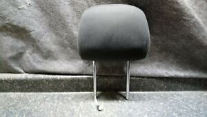 10 16 Jeep Patriot Front Active Restraint Head Rest Headrest Black Cloth Used