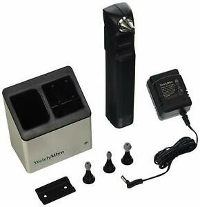 New Welch Allyn 23300 Audioscope 3 Portable Screening Audiometer stand