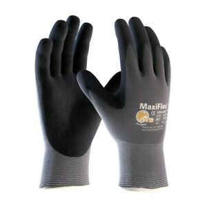 Pip 34 874 m Maxiflex Ultimate Nitrile Micro foam Coated Gloves Medium 12 Pair