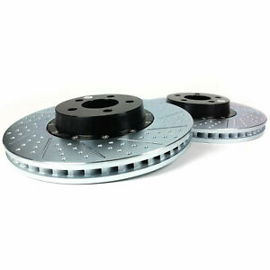 Baer Brake 2261044 Eradispeed Plus Front Rotors 2013 2014 Gt500 15 Rotor