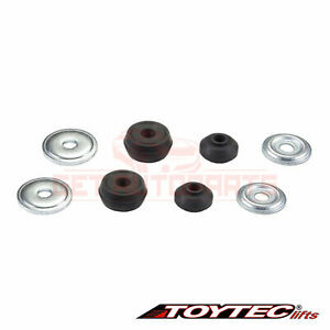 Front Bilstein Shock Replacement Bushing Washer Kit Tacoma 4runner Tundra